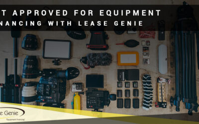 Get Approved for Equipment Financing with Lease Genie